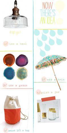 5 DIY ideas