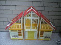 Barbie Dream House!