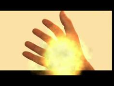 Fireball in palm - VFX experiment - Version 1