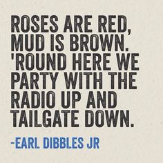 Tailgate Down!