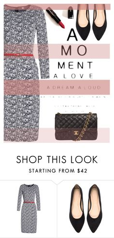 """""""Dream a loud!"""" by m-zineta ❤ liked on Polyvore featuring Chanel, women's clothing, women's fashion, women, female, woman, misses and juniors"""