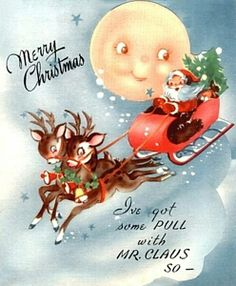♥♡Santa is getting ready to make his rounds!♥♡