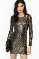 Find Party dresses from Nastygal here - Girls-like-you.com