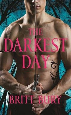 3.5 star Review: The Darkest Day by Britt Bury