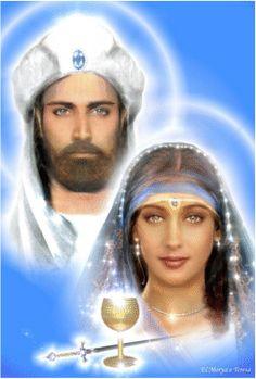 Mestres El Morya e Teresa