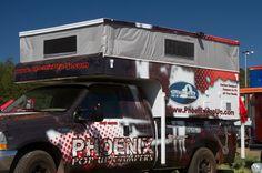 2013 Overland Expo Phoenix pop up tent camper
