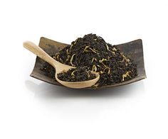 Earl Grey Creme Black Tea.  My daughter gave me a gift of some and now it's one of my favorite tea