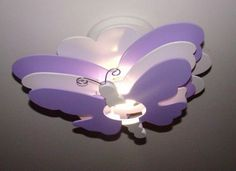Fotos de Luminaria lustre borboleta para decoração de quarto infantil, bebê e criança Uberlândia
