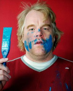 Philip Seymour Hoffman by Jeff Lipsky