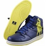 POLO Mens Vance Blue fashion sneakers   8161806773T0