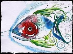 WTF FISH 001 (2009) J. Vincent Scarpace, Artist