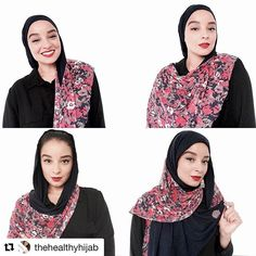 We love seeing our ladies getting creative with their pin free AJMAAN hijab! @thehealthyhijab shows is her styles. Zahra is wearing an AJMAAN two tone hijab with soft net, available in a range of colours for just £15 each.  Made from high quality bamboo cotton, our hijabs have staying power making styling easy and comfortable! #Ajmaan #ajmaanuk #hijabstyle #hijabinspiration #hijabinspired #hijabfashion #hijabi #hijabista #hijabchic