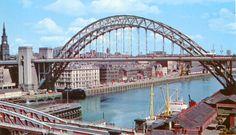 Tyne Bridge Newcastle (UK)
