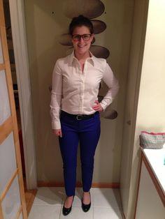 GAP pants & Mexx blouse