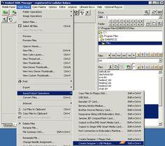 Embird Tutorial - Writing USB Memory Stick for Viking Designer 1