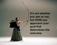 The Key To Hit Your Targets In Life, Learnt From The Legendary Archer