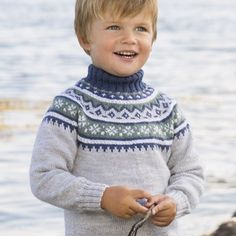 Ilse genser - Viking of Norway Boys Sweaters, Winter Sweaters, Winter Gear, Norway, Vikings, Turtle Neck, Knitting, Children, Fashion
