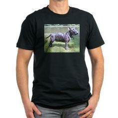 bull terrier 3 full T-Shirt > Bull Terrier > Paw Prints