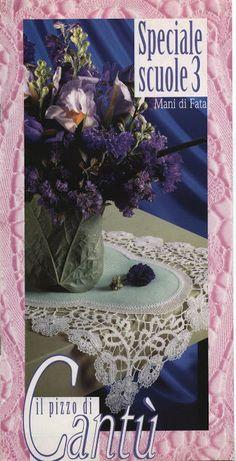 Scuola di pizzo di Cantù 98 (bolillos) - Blancaflor1 - Picasa Web Album