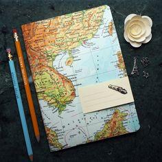 Reise-Geschenk REISETAGEBUCH VIETNAM Bangkok Kambodscha