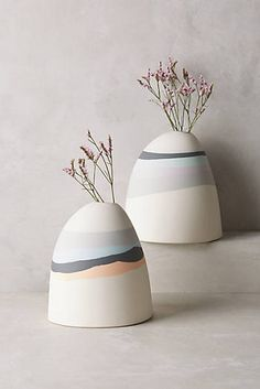 Desertscape Bud Vase