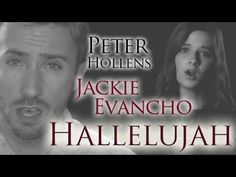 Peter Hollens And Jackie Evancho Perform Beautiful Version Of 'Hallelujah'