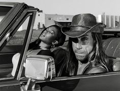Olaf Heine, Road trip with Iggy Pop