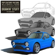 Process slideshow of my Escort concept. #ford #escort #fordescort #fordperformance #ecoboost #rallycar #sports #car #sportscar #turbo…