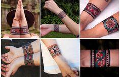 cuff tattoos van Vic James - One Hand in my Pocket - tilda Arm Cuff Tattoo, Bracelet Tattoo For Man, Love Wrist Tattoo, Armband Tattoo, I Tattoo, Tribal Tattoos, Star Tattoos, Trendy Tattoos, Sleeve Tattoos