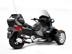 2015 Can-Am® Spyder® RT Limited 6 Speed semi-Automatic (SE6)