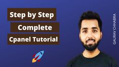 Gaurav Chhabra Digital - Complete Cpanel Tutorial Best Seo Tools, Free Seo Tools, Screaming Frog Seo, Webmaster Tools, Seo Software, Seo For Beginners, On Page Seo, Local Seo, Wasting Time