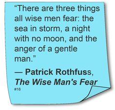 Patrick Rothfuss #Quote #Author #Fantasy