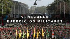 ¿Respuesta a la amenaza de la OTAN? Venezuela  ejercicios militares