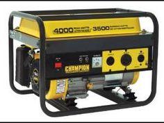 Best Champion Power Equipment 46533 Portable Generator Review