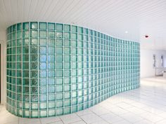 glass blocks - Glass Block Technology Limited is a stockist and distributor of glass blocks and fitting accessories, operating a distribution service covering the whole of the UK Glass Blocks Wall, Block Wall, Glass Brick, Curved Glass, Glass Partition Wall, Glass Waterfall, Wood Craft Patterns, Glass Floor, Art Deco Home