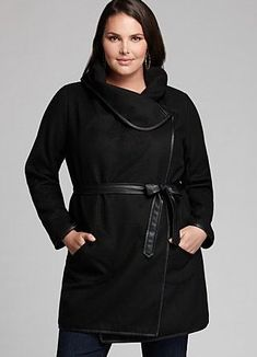 5 stylish plus size coats that you will love
