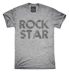 Retro Rock Star T-Shirts, Hoodies, Tank Tops