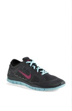 Nike 'Free 5.0 TR Fit 4' Training Shoe (Women) available at #Nordstrom
