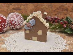 Making Gingerbread house natural soap-Sapun natural Casuta de turta dulce Coco, Christmas Time, Gingerbread, House, Sweets, Home, Ginger Beard, Homes, Houses