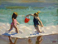 California Art Club :: On Location in Malibu (2009) pK roberts