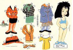 Spanish - New Style - Beth