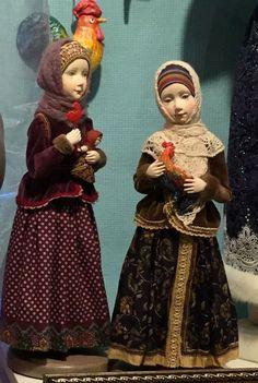 Выставка «Искусство куклы» 2016