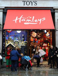 79b6e30b51e Britain s most popular toy store Hamleys to open shops across America   dailymail Open Shop