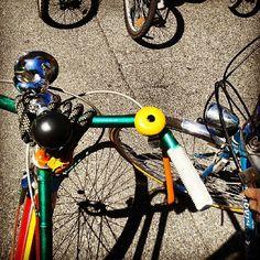 alice_kiki - Bike Pride ♡ #torino #bike #bikepride #torinogram #ilovetorino #torinoélamiacittá #torinostorytelling #turinheart #torinocitta #bici #bicicletta #pedalare #instamood