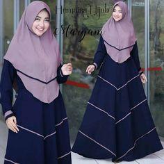 Maryam by Humaira Hijab Abaya Fashion, Muslim Fashion, Fashion Dresses, Hijab Dress, Abayas, African Dress, Dress Ideas, Style Me, Girls Dresses