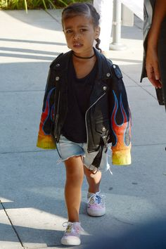 North West's fashion sense is on fire - literally. Here are 45 of her best looks:
