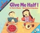 Give Me Half (concept) is a story about a brother and sister who learn to share and do fractions at the same time. This would be a good book to introduce fractions because it uses a real life situation that children will be able to relate to. Teaching Fractions, Math Fractions, Teaching Math, Teaching Ideas, Equivalent Fractions, Math Math, Teaching Tools, Math Literature, Math Books
