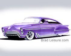 Car Prints, Six Pack Abs Workout, Car Sketch, Car Drawings, Automotive Art, Car Painting, Car Humor, Art Cars, Custom Cars