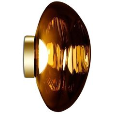 Melt is a beautifully distorted surface light in a modern finish. Featuring our integrated LED module, this Tom Dixon wall light creates a mesmerizing melting hot-blown glass effect when on and a mirror-finish effect when off. It is made in Germany using a high tech manufacturing technique to achieve a perfect melted orb.     Please note: Your payment does not include customs duties, local taxes or any other import costs.   If you have any questions about our products, please contact us and we Tom Dixon Melt, Led Module, Lampe Led, Light Colors, Wall Lights, Bulb, Surface, Mirror, Appliques