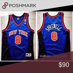 official photos f2123 8f9c8 latrell sprewell new york knicks jersey
